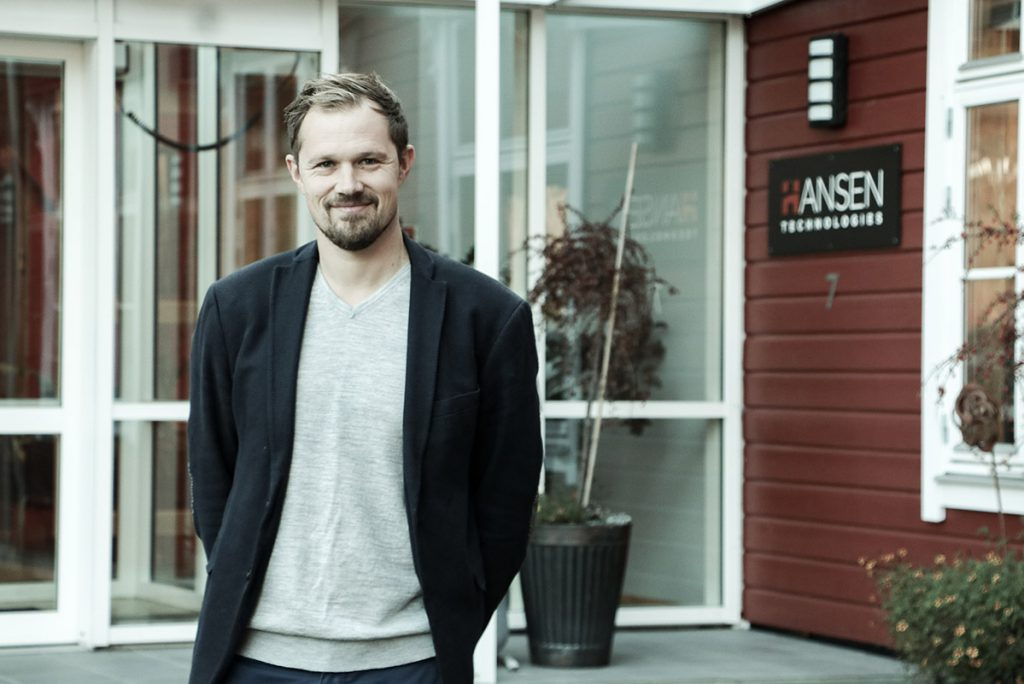 Stian Madsen, Hansen Technologies
